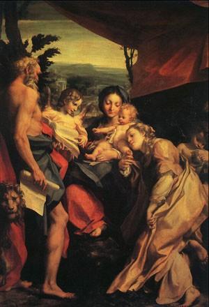 Johann Friedrich Overbeck (1789-1869), Gemaldegalerie Neue Meiste Германия Frans Hals: Jester with... - 6