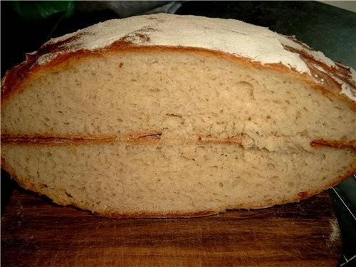 Сегодняшний хлеб был навеян остатками картошки после вчерашнего обеда и творогом