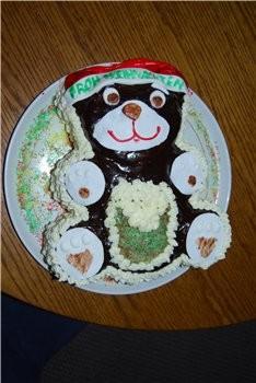"""вот такой делала тортик""""Прага"""",рецептик брала здесь на форуме,спасибо автору может немного неказист..."""