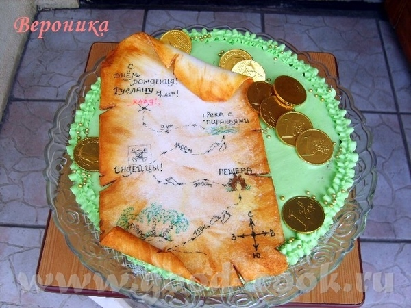 дааааа, тортов столько, что аж глаза разбегаются, и свадебные, и барби - 3