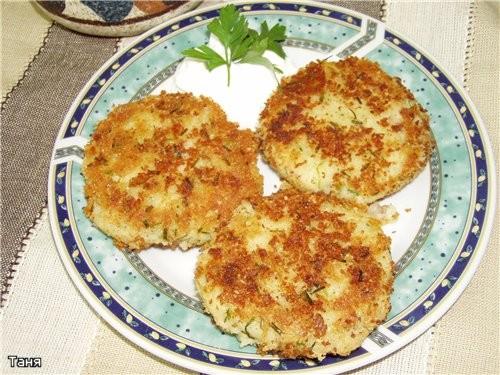 Картофельные зразы с ливером пошаговый рецепт