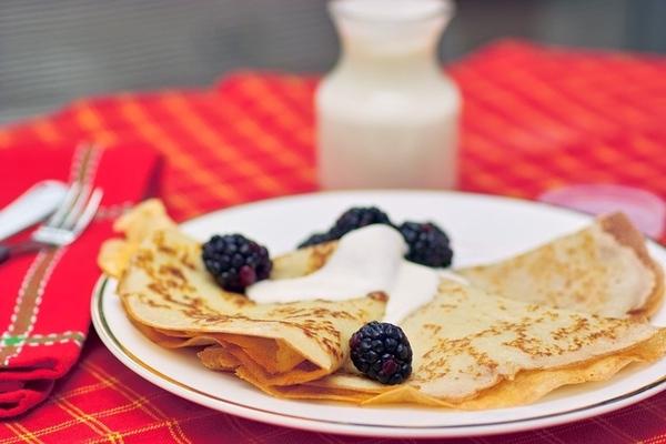 Закуска из клубники с Рокфором Утиная грудка с ликером Creme de Cassis и ягодами ЧЕРНИКА В КРАСНОМ... - 5