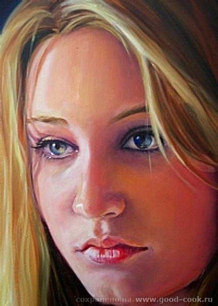 Тамара Геддес - Живопись портрета маслом / Tamara Geddes - Painting Portrait in Oil Описание: Родилась в России, в Сиб...