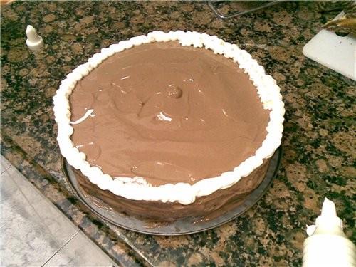 """Решила спечь торт """"Зебра"""" по рецепту своих подростковых записей,но так увлеклась украшением,что и н... - 3"""