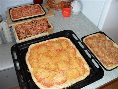 Пицца Тесто делала двойную порцию - 5