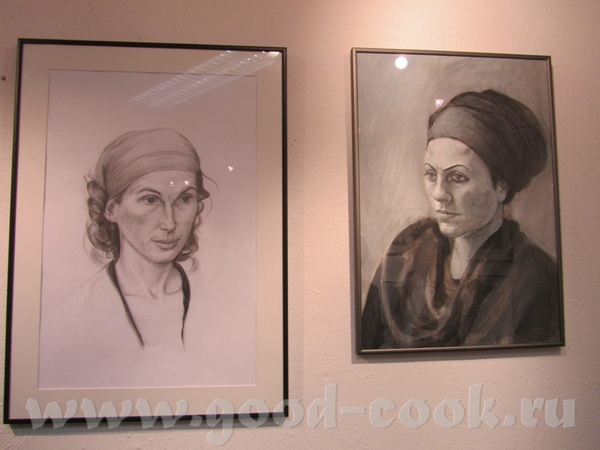 Вот вам фото с выставки Видяйкиной Анны - 5