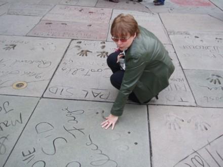 Неллик в Голивуде