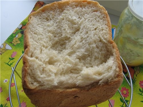 Вкусный, душистый хлебушек мед с горчицей - хорошо дополняют друг друга буду печь еще МЕДОВО-ГОРЧИЧ... - 2