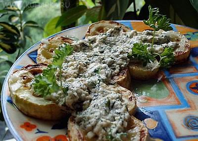 Картошечка с салатиком - мням - 2