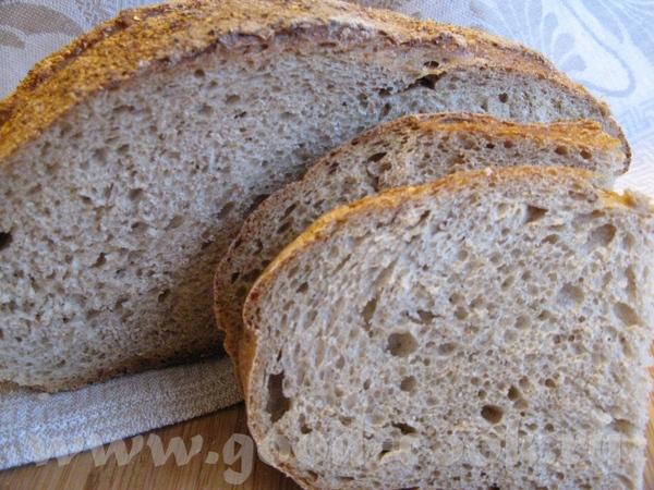 Хлеб ржаной на закваске Рецепт от Айны Здесь Как делала я : Закваска на хмелю ржаная - 2