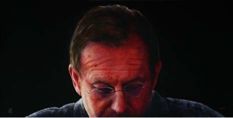 """Способ рисования акварелью сухой кистью (Отторино де Луччи) -результат вы видели Андрияка """"Метель""""..."""