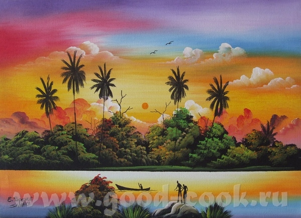 CUBA, JAMAICA- кубинское искусство, ямайское искусство CUBA- xудожник Valle Cuba- xудожник Alain C... - 4