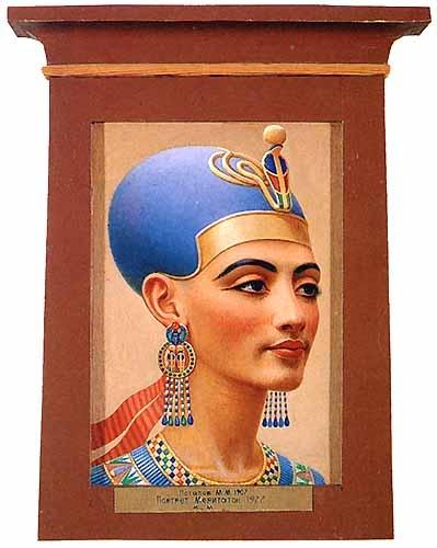 Солянка из китайской живописи, Индии и Египта - 4