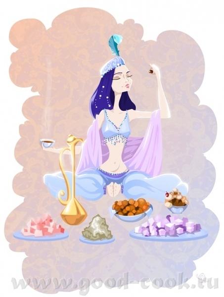 18 октября День сладкой патоки и восточных сладостей О, эти заветные сны о некоем магазине сладосте...