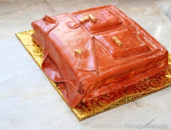 """Торт """"портфель"""""""
