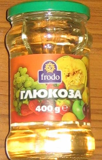 , вот как она у нас выглядит С другой стороны написано: Употребляется вместо сахара, для джемов, же...