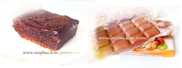 девочки, спасибо Летний яблочно-персиковый пирог на манке Какой аппетитный ням-нямка - 2