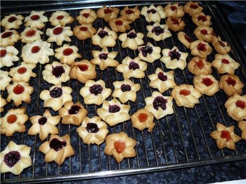 В этом году вообще не было настроения печь печенье