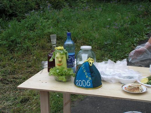 Выращивание огурцов в Суздале - традиционное занятие местного населения
