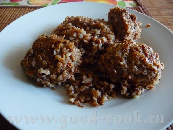 Тефтели в томатном соусе 500 гр фарша телятины 50 гр риса 2 головки репчатого лука 1-2 зубчика чесн...