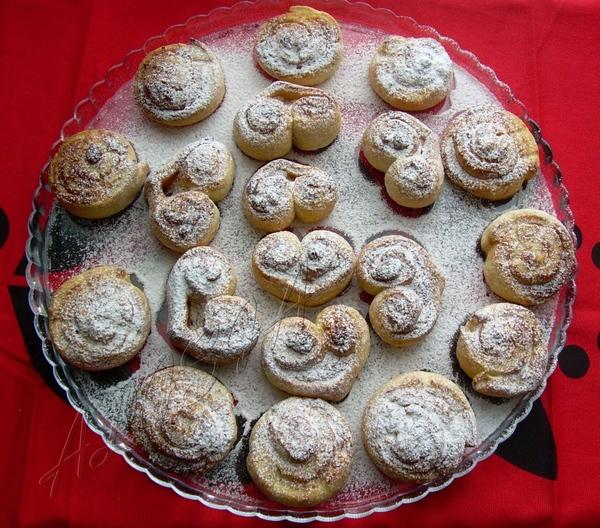 И наконец то, рецепт праздничной выпечки также полюбившийся многим на форуме, пробуйте, угощайтесь