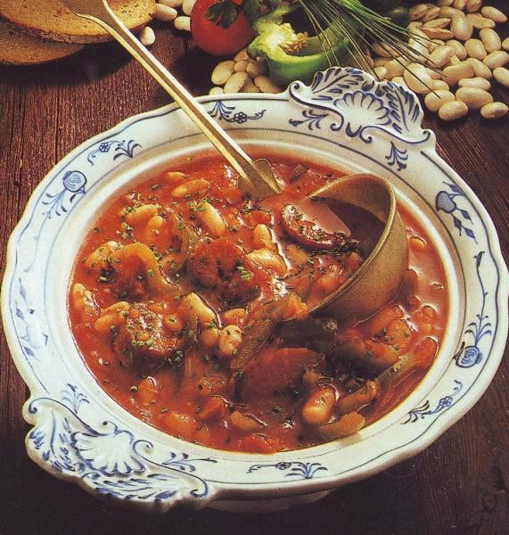 Источник: Фасолевый суп с колбасками И так сегодня мы будем готовить фасолевый суп Берем 200 грамм...