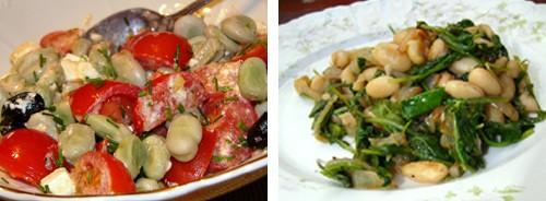 ХРАНЕНИЕ И ПОДГОТОВКА ЗЕЛЕНОГО САЛАТА Холодные cалаты Салаты лёгкие (закусочные) овощные 4 салата С... - 9