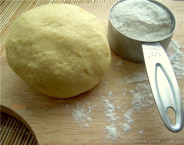Базовые рецепты Песочного Теста (которое подходит для основ пирогов, тартов, татeн) Пирог Татен с я...