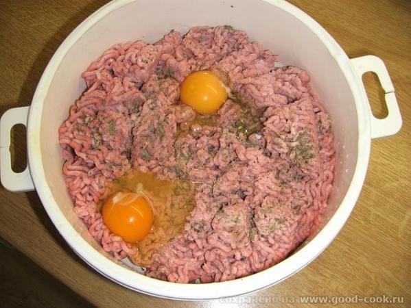 (как делала мама) Всегда делаю ёжики по маминому рецепту, только теперь не в духовке, а в мультивар... - 2