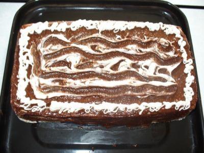 "Торт ""ЛАБИРИНТ"" с черносливом и курагой Для теста: 1яйцо, 1 стакан сметаны, 1 стакан сахара, 1 стол..."