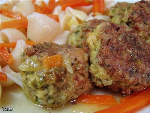 Свекольник на кефире и сметане Рыбные тефтели Дымлама Капустный салат с тмином Пирог-бабка Булочки... - 2