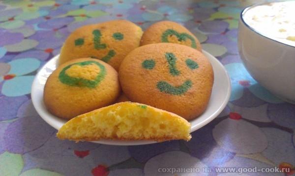Печенье песочное на желтках