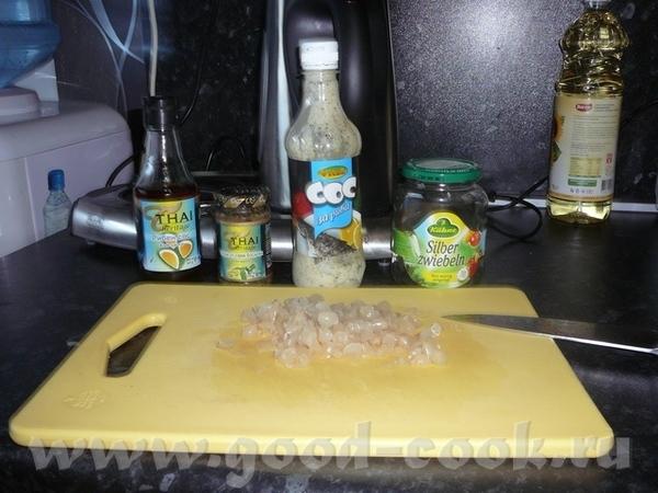 Рыба с грибами в плавленом сыре У меня была замороженая рыба 2штуки (Макроронус) - 2
