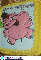 торт ноутбук торт розовый слон торт футбольное поле - 5