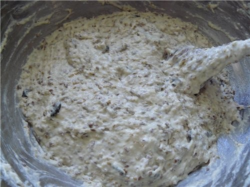 Вчера делала хлеб, конечно, не фонтан, но для тех затрат времени, очень даже хорошо, я представляла... - 2