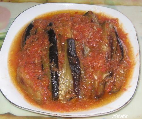 Очень вкусное блюдо с баклажанами, готовится на счет два, называется Сырдак , всем любительницам эт...