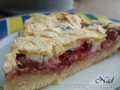 Недавно делала очень вкусный пирог с кисло-сладким вкусом от Алены- ПИРОГ КЛЮКВЕННЫЙ Приятного аппе... - 2