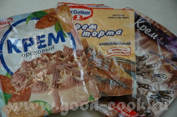 Торт Крем аль крем (Крем на креме) - 2