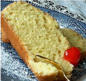 Лимонный кекс ot belochka