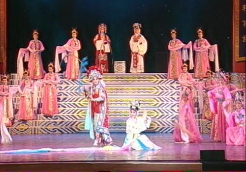 В Москве вчера состоялось торжественное открытие Года Китая в России - 4
