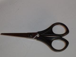 7.Ножницы для придания формы не толстому плоскому срезу продукта