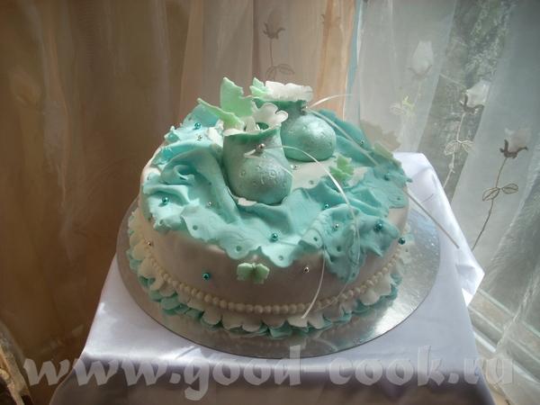 Крестильный тортик - 2