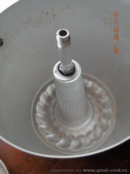 Накрывать крышкой внутреннюю кастрюлю(где тесто) и Да ,Наташ - 2