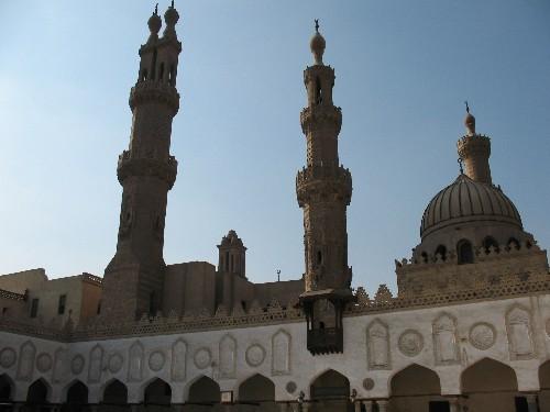 Мечеть Аль Азгар