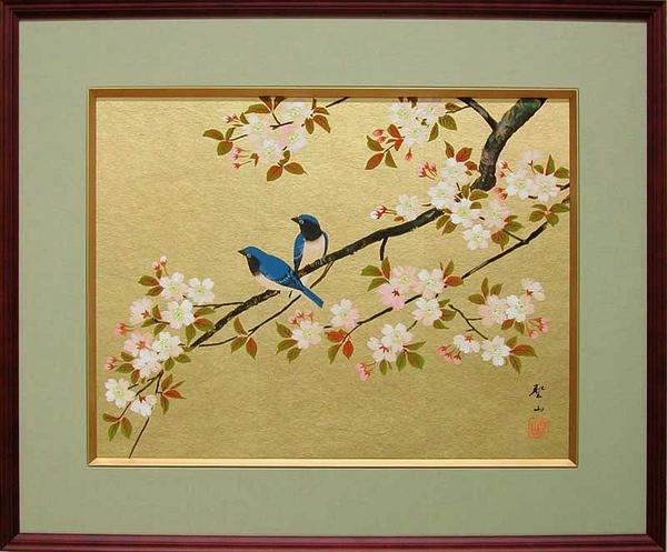 Kрасивие японские картины для идей Интересно Mandala- сакральные картины Дианы Фергюсон Картины на... - 6