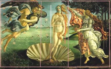 Золотое сечение в живописи Мона Лиза В живописи золотое сечение также не останется не замеченным - 6