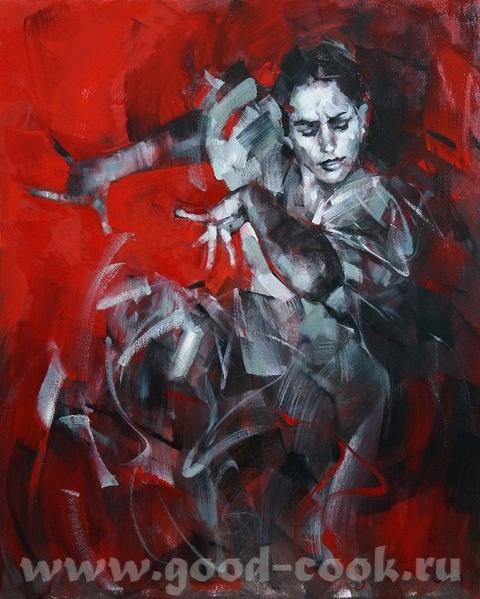 Посмотри как фон делает Renata Brzozowska ================================ Мне нравится её картины... - 2
