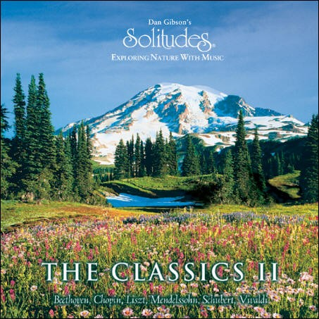 Dan Gibson's Solitudes - The Classics II - 1992 01 - Vivaldi's Four Seasons 'Spring&#39...