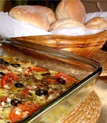 """Зоя принесла тебе спасибку за Запеченные томаты с сыром """"Моцарелла"""" -вкуснотища"""