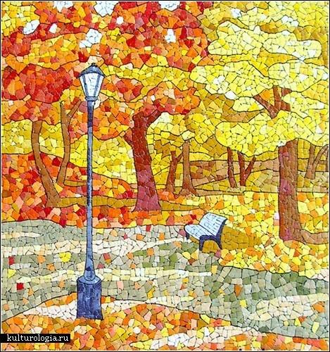 Дмитрия Немыкина Смотрите какой цветной пейзаж - 6